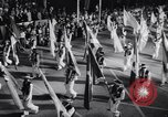 Image of Float parade Miami Florida USA, 1956, second 51 stock footage video 65675040949