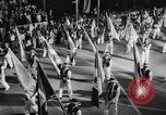 Image of Float parade Miami Florida USA, 1956, second 53 stock footage video 65675040949