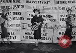 Image of Fashion parade New York United States USA, 1956, second 6 stock footage video 65675040950