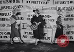 Image of Fashion parade New York United States USA, 1956, second 7 stock footage video 65675040950