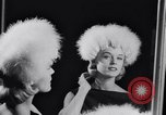 Image of Fashion parade New York United States USA, 1956, second 27 stock footage video 65675040950