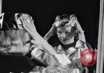 Image of Fashion parade New York United States USA, 1956, second 34 stock footage video 65675040950