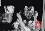 Image of Fashion parade New York United States USA, 1956, second 35 stock footage video 65675040950