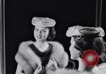 Image of Fashion parade New York United States USA, 1956, second 53 stock footage video 65675040950