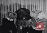 Image of Fashion parade New York United States USA, 1956, second 54 stock footage video 65675040950