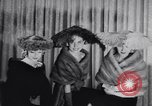 Image of Fashion parade New York United States USA, 1956, second 56 stock footage video 65675040950