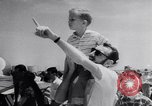 Image of Jet Air Show Abilene Texas USA, 1956, second 22 stock footage video 65675040954