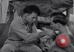 Image of sick patients Green Island South Pacific, 1944, second 12 stock footage video 65675040961