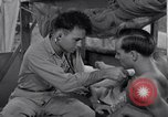 Image of sick patients Green Island South Pacific, 1944, second 13 stock footage video 65675040961