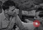 Image of sick patients Green Island South Pacific, 1944, second 18 stock footage video 65675040961