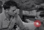 Image of sick patients Green Island South Pacific, 1944, second 20 stock footage video 65675040961