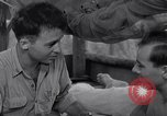 Image of sick patients Green Island South Pacific, 1944, second 22 stock footage video 65675040961