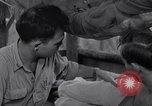 Image of sick patients Green Island South Pacific, 1944, second 24 stock footage video 65675040961