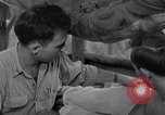 Image of sick patients Green Island South Pacific, 1944, second 25 stock footage video 65675040961