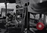 Image of sick patients Green Island South Pacific, 1944, second 31 stock footage video 65675040961