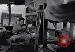 Image of sick patients Green Island South Pacific, 1944, second 36 stock footage video 65675040961