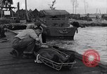 Image of wounded soldier Green Island South Pacific, 1944, second 24 stock footage video 65675040963