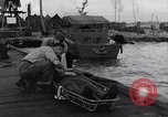 Image of wounded soldier Green Island South Pacific, 1944, second 26 stock footage video 65675040963