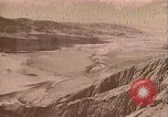 Image of Borax transport by 20 mule teams Death Valley California USA, 1894, second 5 stock footage video 65675040984