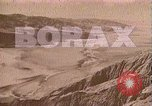 Image of Borax transport by 20 mule teams Death Valley California USA, 1894, second 6 stock footage video 65675040984