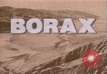 Image of Borax transport by 20 mule teams Death Valley California USA, 1894, second 8 stock footage video 65675040984