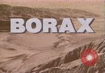Image of Borax transport by 20 mule teams Death Valley California USA, 1894, second 11 stock footage video 65675040984