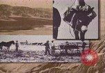 Image of Borax transport by 20 mule teams Death Valley California USA, 1894, second 17 stock footage video 65675040984