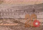Image of Borax transport by 20 mule teams Death Valley California USA, 1894, second 49 stock footage video 65675040984