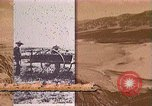 Image of Borax transport by 20 mule teams Death Valley California USA, 1894, second 51 stock footage video 65675040984
