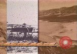 Image of Borax transport by 20 mule teams Death Valley California USA, 1894, second 52 stock footage video 65675040984