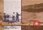 Image of Borax transport by 20 mule teams Death Valley California USA, 1894, second 55 stock footage video 65675040984