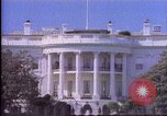 Image of White House United States USA, 1989, second 56 stock footage video 65675040992