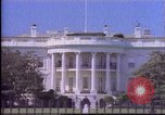 Image of White House United States USA, 1989, second 57 stock footage video 65675040992