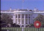 Image of White House United States USA, 1989, second 58 stock footage video 65675040992