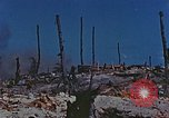 Image of dead Japanese soldiers Eniwetok Atoll Marshall Islands, 1944, second 3 stock footage video 65675041028