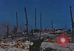 Image of dead Japanese soldiers Eniwetok Atoll Marshall Islands, 1944, second 4 stock footage video 65675041028