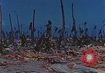 Image of dead Japanese soldiers Eniwetok Atoll Marshall Islands, 1944, second 5 stock footage video 65675041028
