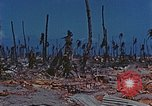 Image of dead Japanese soldiers Eniwetok Atoll Marshall Islands, 1944, second 7 stock footage video 65675041028