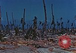 Image of dead Japanese soldiers Eniwetok Atoll Marshall Islands, 1944, second 9 stock footage video 65675041028