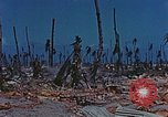 Image of dead Japanese soldiers Eniwetok Atoll Marshall Islands, 1944, second 10 stock footage video 65675041028
