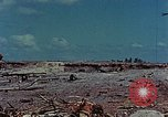 Image of dead Japanese soldiers Eniwetok Atoll Marshall Islands, 1944, second 16 stock footage video 65675041028