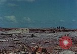 Image of dead Japanese soldiers Eniwetok Atoll Marshall Islands, 1944, second 17 stock footage video 65675041028