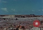 Image of dead Japanese soldiers Eniwetok Atoll Marshall Islands, 1944, second 18 stock footage video 65675041028