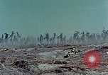 Image of dead Japanese soldiers Eniwetok Atoll Marshall Islands, 1944, second 43 stock footage video 65675041028