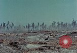 Image of dead Japanese soldiers Eniwetok Atoll Marshall Islands, 1944, second 44 stock footage video 65675041028