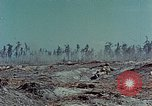 Image of dead Japanese soldiers Eniwetok Atoll Marshall Islands, 1944, second 45 stock footage video 65675041028