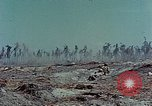 Image of dead Japanese soldiers Eniwetok Atoll Marshall Islands, 1944, second 46 stock footage video 65675041028