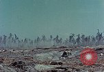 Image of dead Japanese soldiers Eniwetok Atoll Marshall Islands, 1944, second 48 stock footage video 65675041028