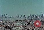Image of dead Japanese soldiers Eniwetok Atoll Marshall Islands, 1944, second 49 stock footage video 65675041028