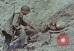 Image of dead Japanese soldiers Eniwetok Atoll Marshall Islands, 1944, second 55 stock footage video 65675041028